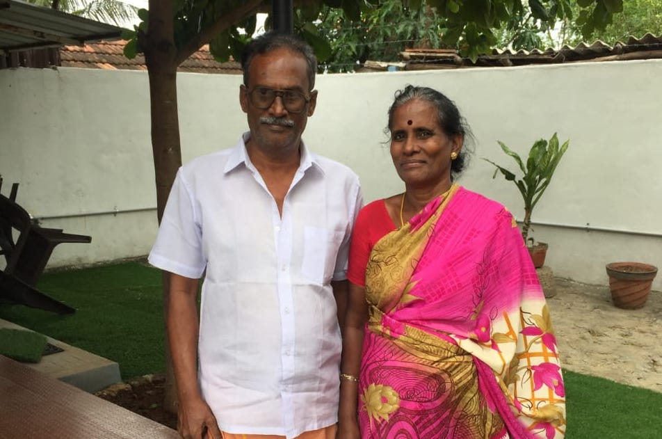 Kannan and Devi's Remarkable Testimony