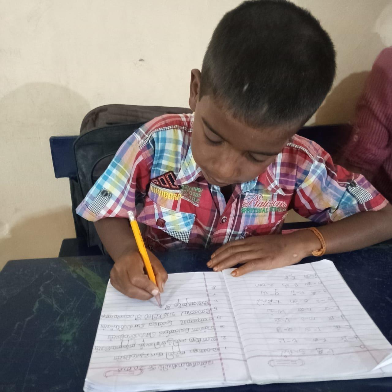 Bringing Education Back into Reach – Lyappan's Story