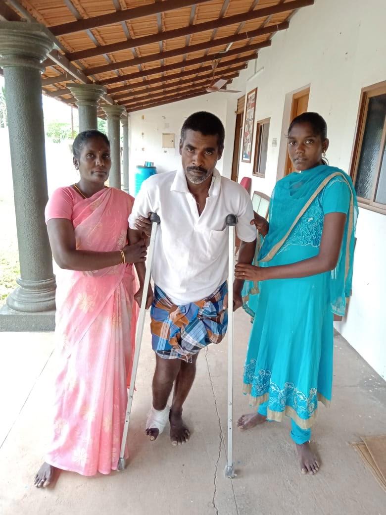Sasikumar's Story