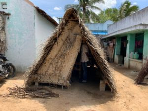Left sick and alone in a hut  – how one man found Hope