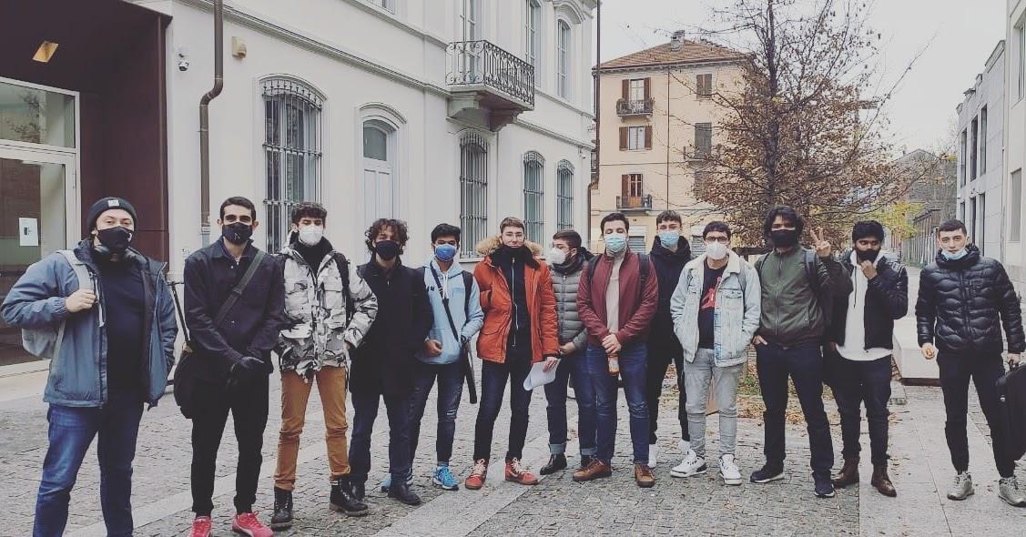 Update from Jobin in Italy!