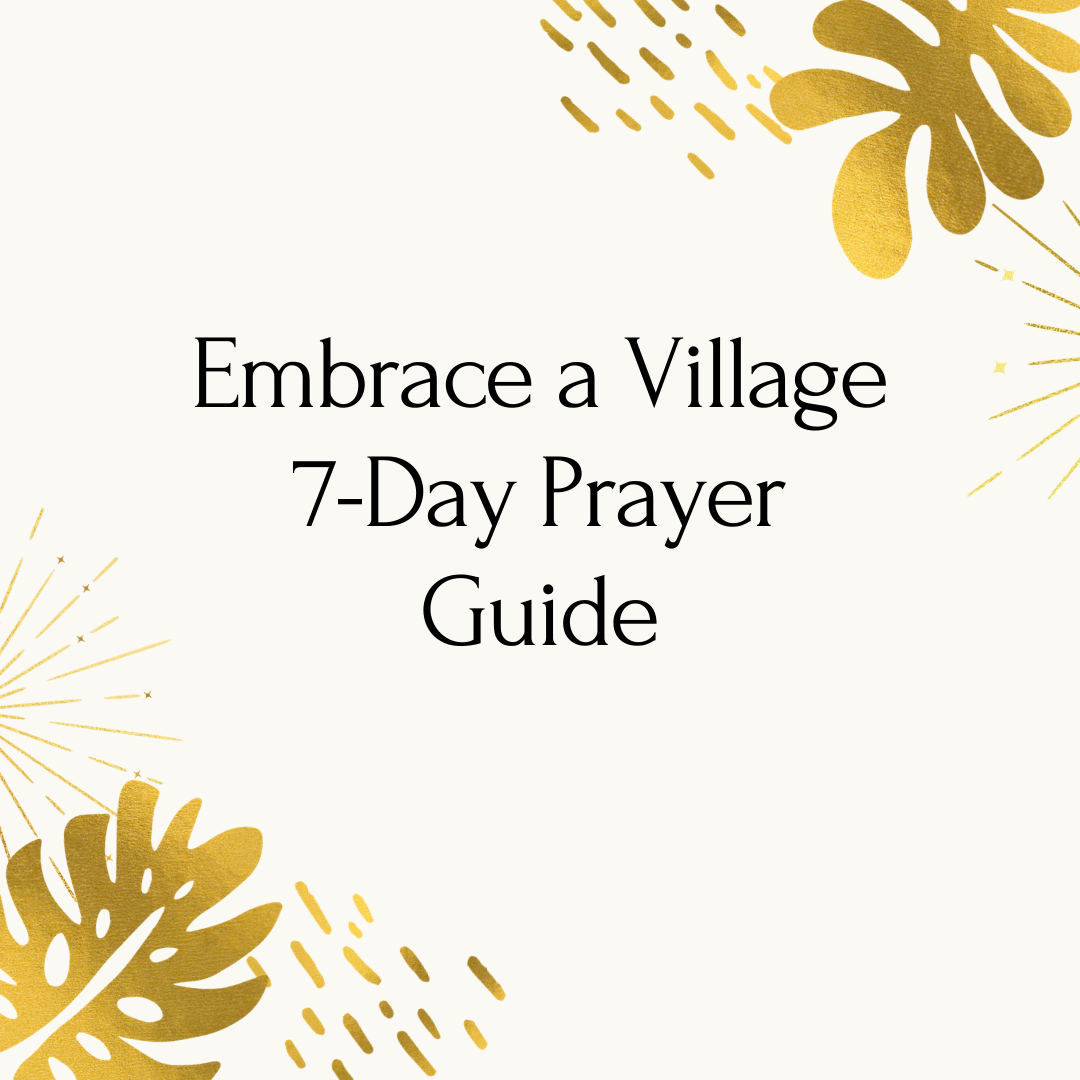 Join us for 7 days of prayer!