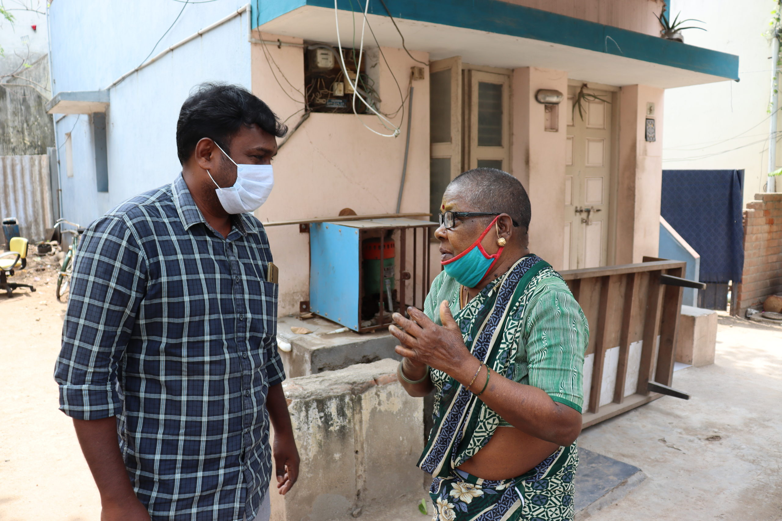 Afraid to go near leprosy patients, now he's a compassionate friend