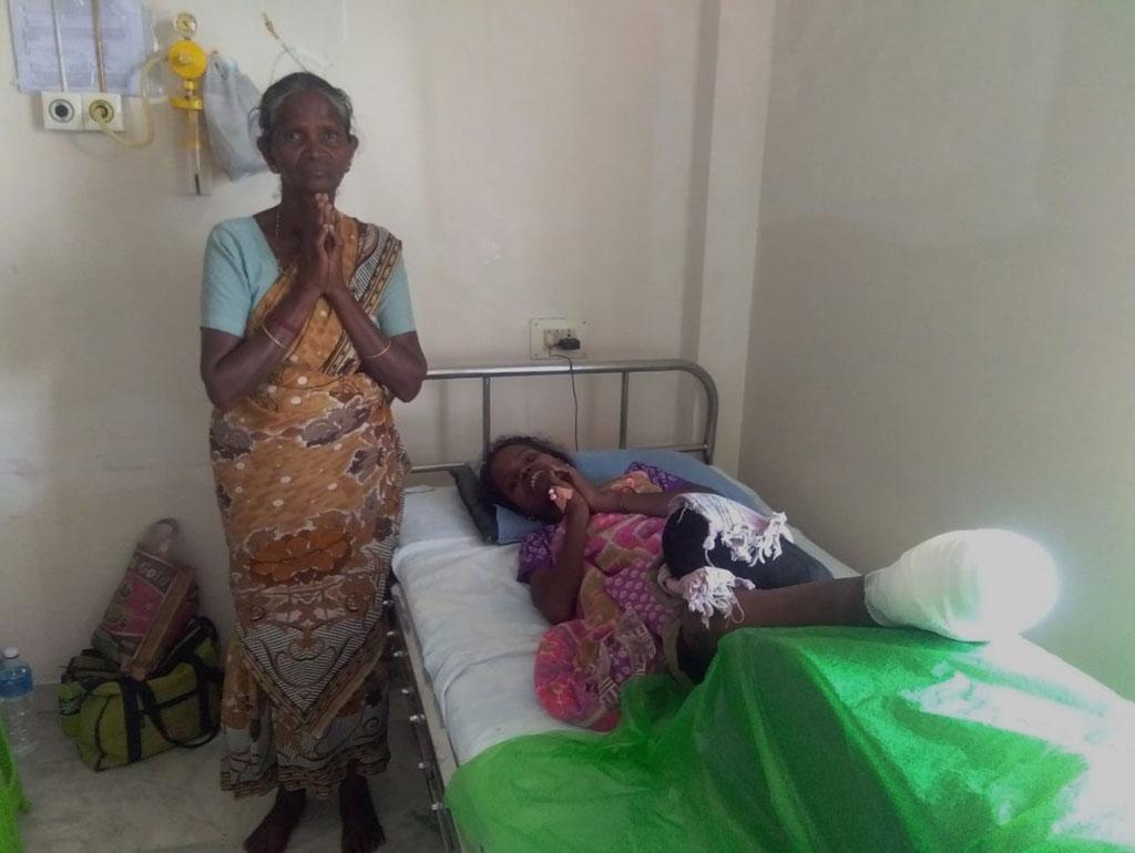 Embrace A Village providing hospice care