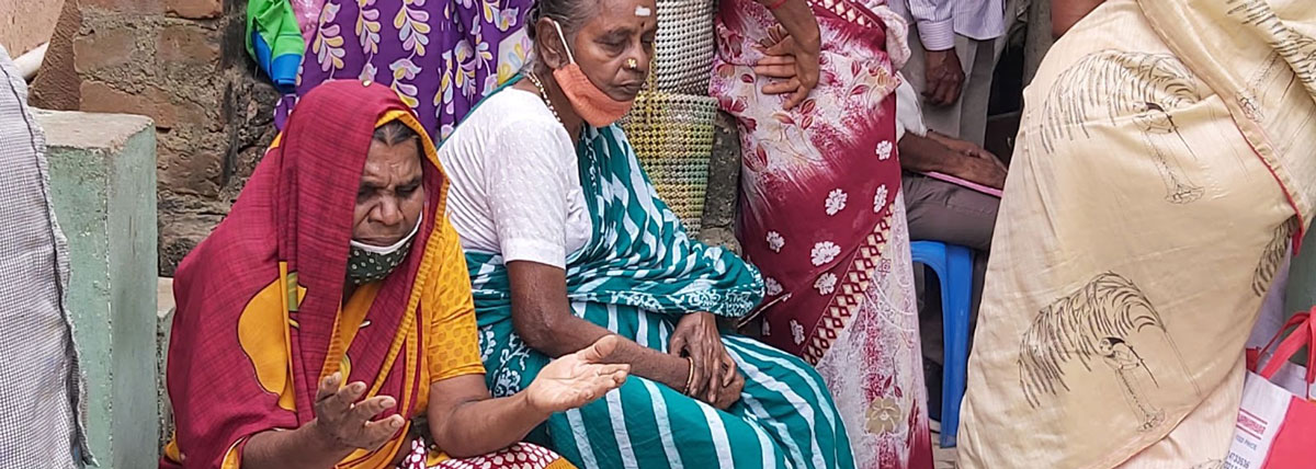 embrace a village helps with spiritual growth