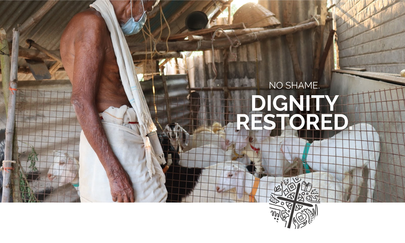Restoring dignity, one family at a time