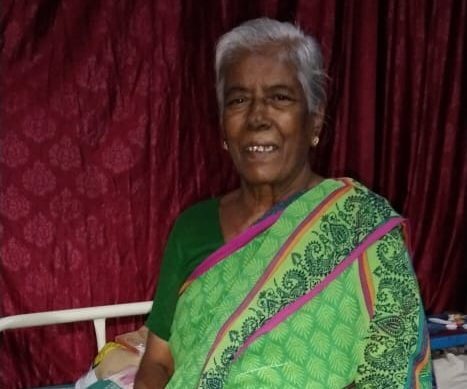 50 years with leprosy – still joy-filled and hope-focused